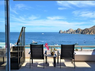 2 Bedroom Penthouse Ocean Front at Cabo Villas Resort Guarantee