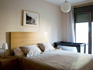 Dormitorio suite con baño incorporado