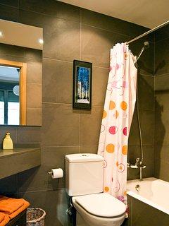 Baño incorporado a dormitorio principal