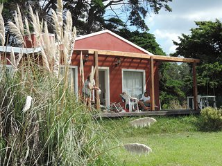 CASA MADERO cabana Campo & Mar, Costa Atlantica