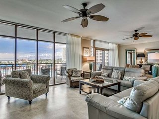 Stunning 2nd Floor Oceanfront Condo in North Beach Plantation