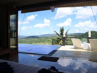Villa di Bias with the Best View of Bali!