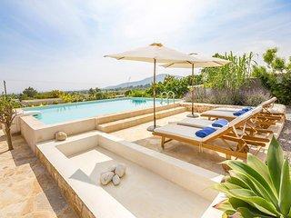 Villa Can Sunyer Ibiza | Vista al mar & Wifi gratis