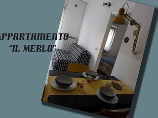 Appartamento 'il Merlo'_casa vacanze