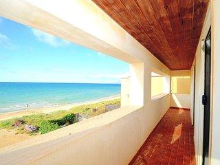 Appartamento in spiaggia 6 posti climatizzato bbq