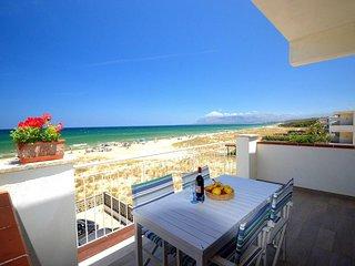 AL003 Appartamento 4 posti sulla spiaggia