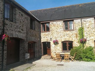 Oak Cottage, Buckland Court, South Devon.