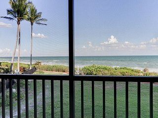 Sundial A201: Stunning Direct Gulf-Front Corner Unit with Amazing Views!