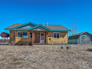 NEW! Cozy Big Lake House w/ Grill by Water Access!