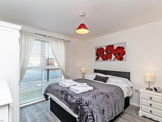 Residential Estates - One bed Apartment Saddlery Way sleeps 4
