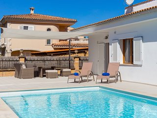 Berganti - Fantastic villa with pool in Platges de Muro