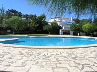 Private villa in Pla del Mar, Moraira only 10 minutes walk to the town centre