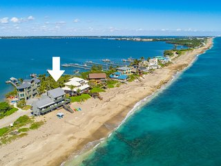 'Restoration Sands': 9BR/6BA FL Beach House DIRECTLY on Beach (+Elevator & More)