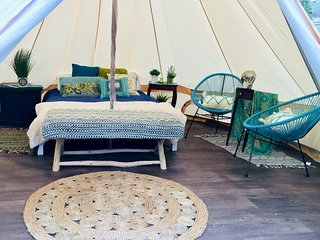 Boho Daydreams Luxury Tent