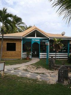 Le restaurant du site