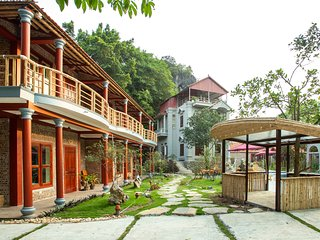 Tam coc lavender homestay_Superior Family/twin  room