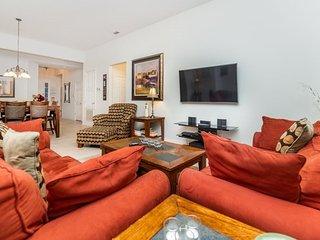2603PS. 5 Bedroom 5 Bath Pool home in Windsor Hills near Disney