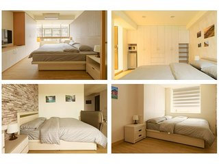 4B4b(Three Master Bedrooms) 1 Min to Blue Line MRT