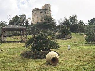 Villa Torre Cannai - Sant'Antioco, Loc. Turri - ( IUN: P5421 )