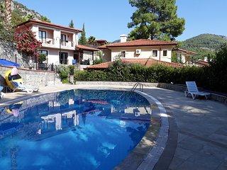 Villa Sunrise, peaceful relaxing get away in Gocek