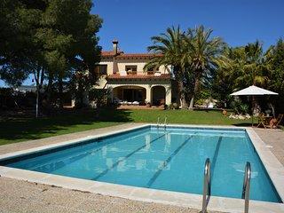 Villa Sitges Colibri. A 12 minutos de Sitges - Villa renovada en 2019