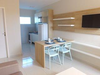 Apartamento completo na vila de Ponta Negra - SM202 SANMATIAS-206