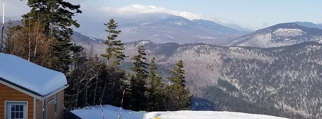 Mt Washington from Bear Peak at Attitash