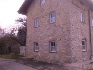 Jurahaus-Solnhofen Maisonette Wohnung 1.Stock und DG