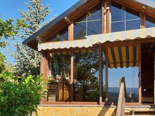 Casa de Campo Nerpio 4 habitaciones, 2,5 banos (10 personas), BBQ, Rural, Beg