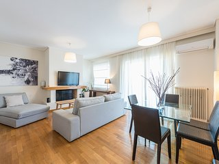 Brand New 3 Bedroom Apartment in Glyfada