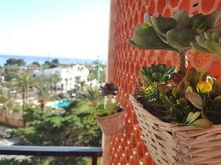 Magnificas vistas apartamento WIFI gratis