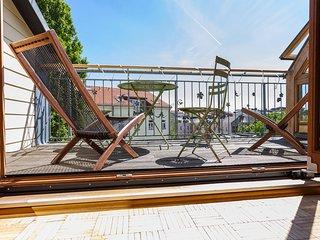 Skyloft 'Himmel über Berlin' maisonette Loft