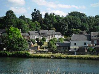 Charmante maison dans la vallée de la Meuse