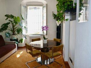 La Flo House, appartamento dall'atmosfera vintage nel cuore di Parma.