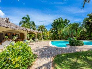 Spacieuse Villa San Lucas à 2 pas de la plage Las Ballenas !