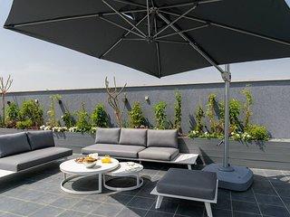 Neve Tsedek-Florentin-Design Duplex Penthouse-Prime Location II