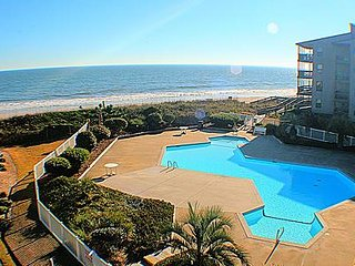 210 Shipwatch TH - 3BR Ocean View Townhome in North Topsail Beach with Community