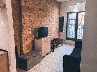 Appartement cosy au centre historique