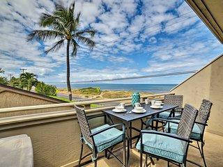 Bright Kihei Condo w/ Pool Access & Ocean Views!