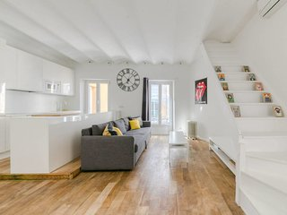 Large and modern flat in the heart of Nice