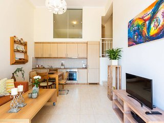 Karoti 7 · Cozy modern apartment in Cretan village!
