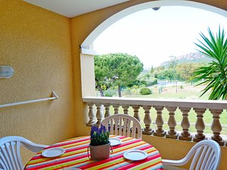 Cap Esterel Belvedere V1 - Studio with golf view  - 79la