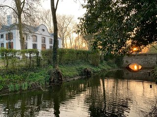 Domaine de l'Ingelshof - Manoir flamand du 18ème - 14 personnes