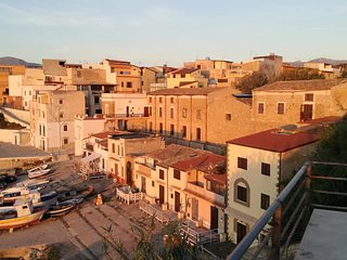 Old town apartment in Trappeto. Ideal for couples.