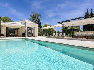 New Villa Hort Petit from Ternelles. Wifi. Netfix.A/C& radiating floor
