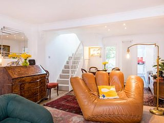 Marvellous 2 Bed House beside Marylebone Station & Regent's Park
