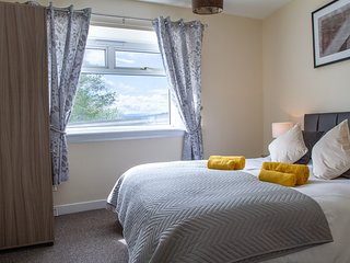Borthwick House, a lovely three bedroom ground floor flat.