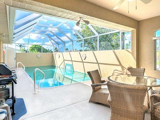Naples House w/ Private Pool - 1 Mile from Beach!