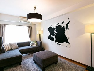 Amazing location 2 BR apartment 5min PeacePark