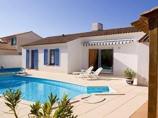 Villa abordable et charmante | Terrasse privee et piscine saisonniere